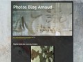 Blog photos du peintre abstrait François Arnaud
