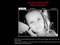 Le site internet de Coralie Dubreuilh, Photographe