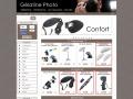 Gélatine photo - achat filtres correction créatifs