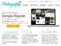 Site internet pour photographes