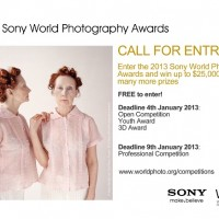 Inscrivez-vous au concours Sony World Photography Awards !