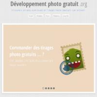 Les bons plans de développement photo gratuit !