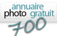 700 sites de photographes, de professionnels de la photo, et du développement photo !