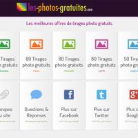Vos photos gratuites ? Comment faire ?